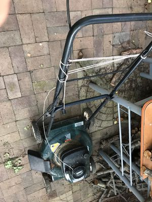 A craftsman 4.5 gas lawnmower. for Sale in Rockville, MD