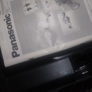 Panasonic NV-M3500EN/EM VHS Movie Camcorder for Sale in Alexandria, VA