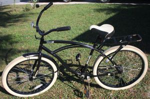 "26"" Nel Lusso men's cruisrer with rear rack for Sale in Kissimmee, FL"