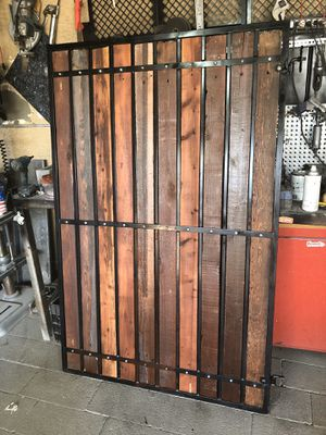 """Few rv gates few 48"""" open two that are smaller rv gate 8' one fits 12' and 10' for Sale in Chandler, AZ"""