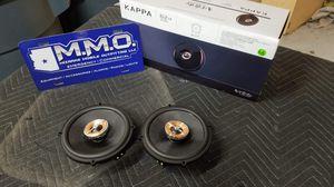 Infinity Kappa 62IX 6.5 2-way speakers for Sale in Glendale, AZ