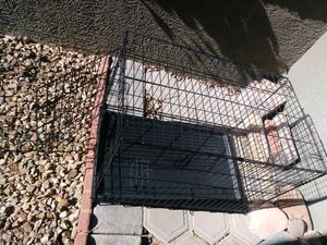 DOG KENNEL- 2FT TALL X 3FT LONG X 2FT WIDE for Sale in Phoenix, AZ