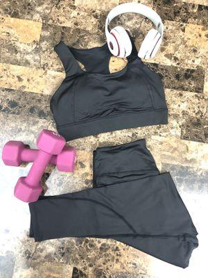 Sports bra/ Leggings set (2 pcs) for Sale in Detroit, MI