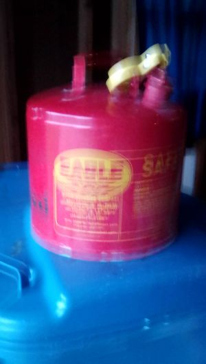 5 gallon steel gas can new for Sale in Palos Hills, IL