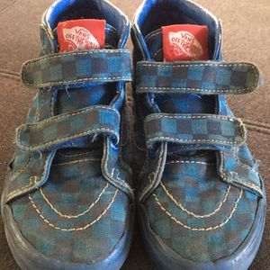 Boys vans size 2 for Sale in San Diego, CA