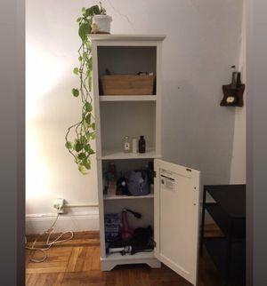 Bathroom cosmetics storage, shelf unit for Sale in Brooklyn, NY