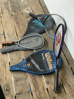 Tennis rackets for Sale in Lakewood, CO