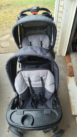 double stroller for Sale in North Richland Hills, TX