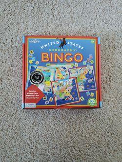 Geography Bingo for Sale in Dublin,  CA