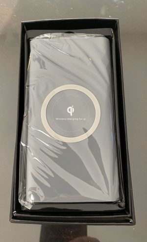 Power Bank Qi Charger for Sale in Norco, CA