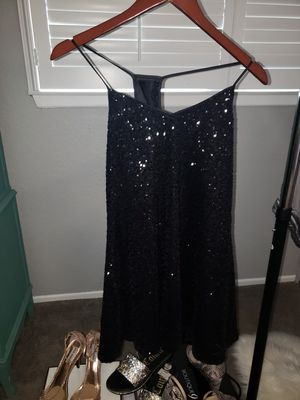 Sequin dress size 6 for Sale in Lake Los Angeles, CA