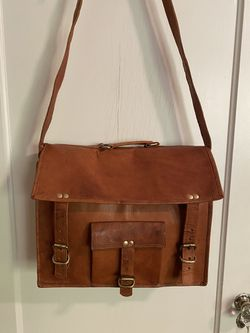 Leather Messenger Bag for Sale in Portland,  OR
