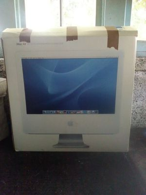 iMac G5 All in One 20 inch Computer for Sale in Kalamazoo, MI