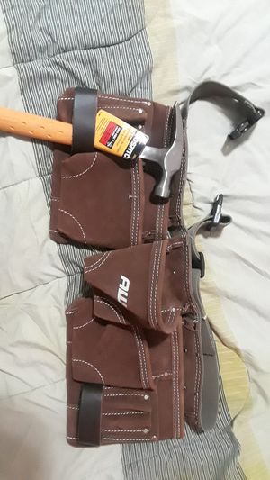 a brand new hammer in a belt everything for you everything for $80 dollar for Sale in Boston, MA
