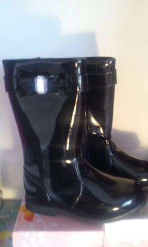 Raining boots for girls for Sale in US