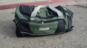 Coleman duffle bag for Sale in Fresno, CA