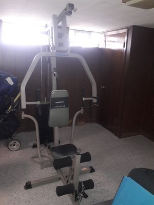 MARCY PLATINUM HOME GYM WORKOUT STATION for Sale in Brooklyn, OH