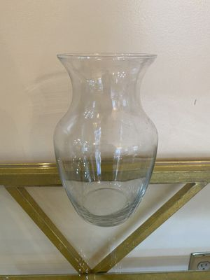 Glass Vase for Sale in Silver Spring, MD