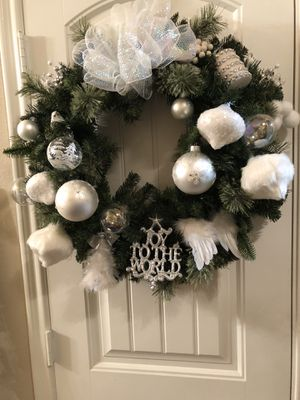 Handmade Christmas wreathes $50 for Sale in Melissa, TX