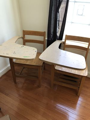 Old school desk for Sale in Woodbridge, VA