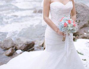 Sophia Tolli wedding dress for Sale in Walnut Creek, CA