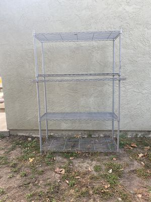 "Metal Shelves Racking48""W x 24""D x 77""H for Sale in Oceanside, CA"