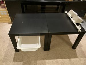Ikea lack table with drawer, Ikea lack table new, Ikea Sunnersta organizer for Sale in Schaumburg, IL