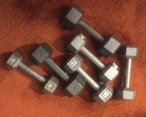 Free Weights for Sale in Wichita, KS