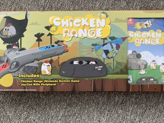 New Chicken Range Bundle for Nintendo Switch for Sale in Edmonds,  WA