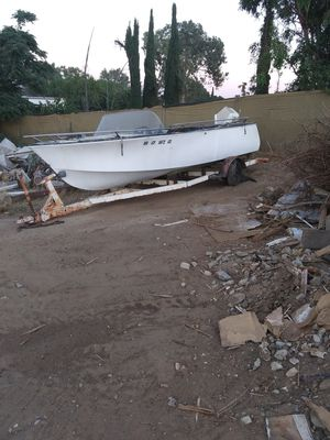 Free boat. No trailer for Sale in Perris, CA