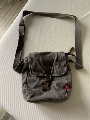 Top Wolf Canvas Messenger Bag for Sale in Orland Park, IL