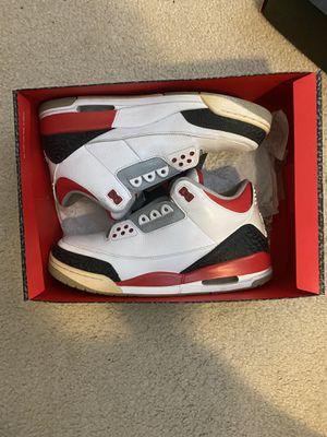 Jordan Retro 3's for Sale in Orlando, FL