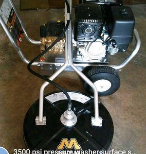 Mitm pressure commercial pressure washer for Sale in Cumming, GA