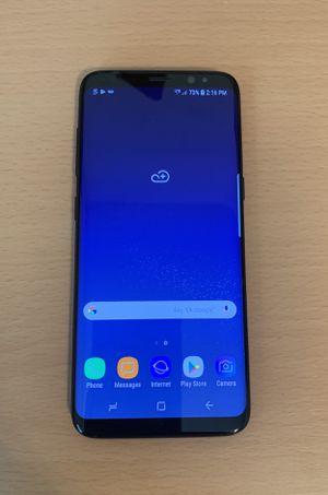 Samsung Galaxy S8 Unlocked 64gb black for Sale in Denton, TX