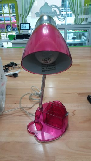 desk lamp with compartment. for Sale in West Palm Beach, FL