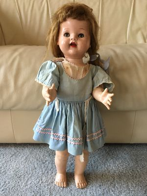 Antique ideal toy saucy walker doll for Sale in Highland Heights, OH