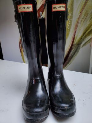 Hunter rain boots, size 6 for Sale in Lynnwood, WA