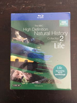 The BBC High Definition Natural History Collection 2 featuring Life for Sale in Los Angeles, CA