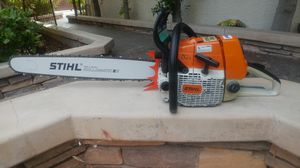 Stihl 036 Pro Chainsaw 25in for Sale in Las Vegas, NV