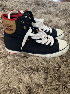Levi's Sneakers size 9 men for Sale in Capitol Heights, MD