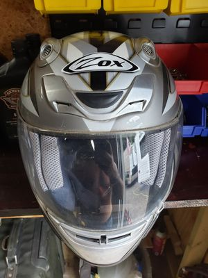 Zox Motorcycle Helmet for Sale in Clearwater, FL