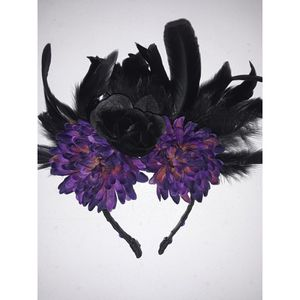 Day of the dead flower headpiece for Sale in La Puente, CA