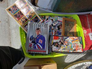Collector cards. Hockey baseball football. for Sale in Okeechobee, FL