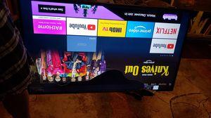 Damaged 4k tv amazon fire, 2 y/o for Sale in Woodside, CA