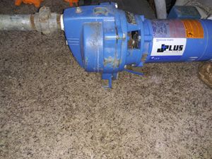 Water pump 2 months old for Sale in Modesto, CA