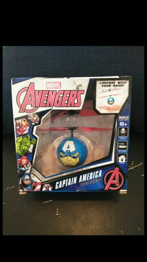 Captain America Flying UFO Ball for Sale in El Monte, CA