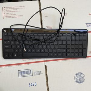 HP computer keyboard for Sale in San Diego, CA