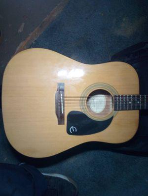 Epiphone acoustic guitar for Sale in Chula Vista, CA