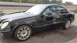 PARTING OUT 2008 MERSEDECS-BENZ E-CLASS E350 for Sale in Irving, TX