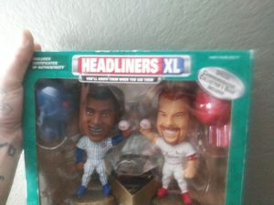 Baseball collectible action figures for Sale in Las Vegas, NV